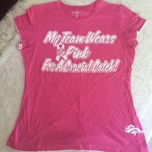 Reebok Pink Bronco T-Shirt